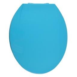 abattant wc plastique vitamine bleu ocean