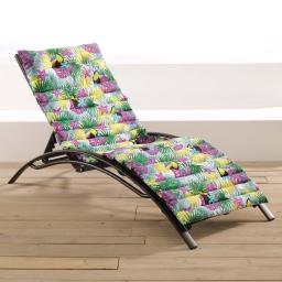 bain de soleil 60 x 180 cm coton imprime hawaina