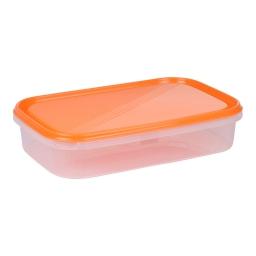 boite rect avec couvercle 2l - 29*19*h6cm - mangue