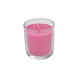 bougie verrine ø8*h9.5cm tropical parfum douceur sucrée