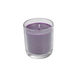 bougie verrine ø8*h9.5cm tropical parfum mures sauvages