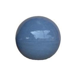 boule émaillée ø30*h30cm anthracite