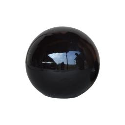 boule émaillée ø30*h30cm noir