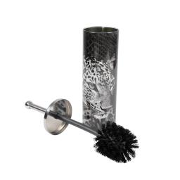 brosse wc metal douceur d'interieur design panthere