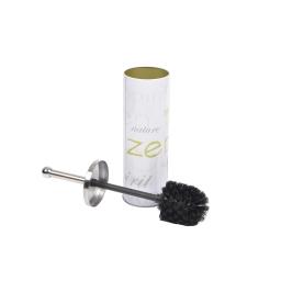 brosse wc metal douceur d'interieur theme nature zen