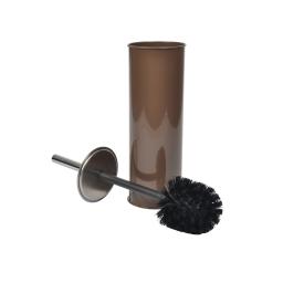 Brosse wc metal  douceur d'interieur theme vitamine Chocolat