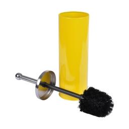 brosse wc metal vitamine jaune