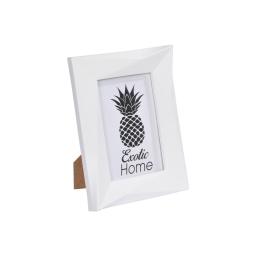 """cadre pp """"ananas exotic"""" 10*15cm origami blanc"""