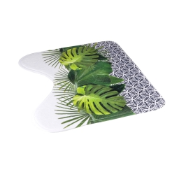 contour wc microfibre 45*45cm graphic jungle
