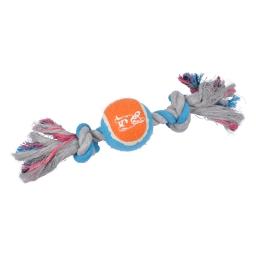 corde avec balle de tennis 30cm