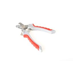 coupe griffes pp+tpr lame inox adapté aux griffes des chats+ chiens - h.12.5cm