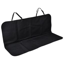 couverture de protection voiture pour chien polyester 140*100cm noir
