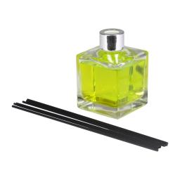 diffuseur de parfum carré - 170ml - parfum thé vert des geishas