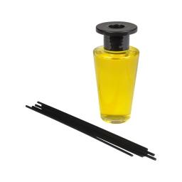 diffuseur de parfum conique - 100ml - parfum sentier de mimosa