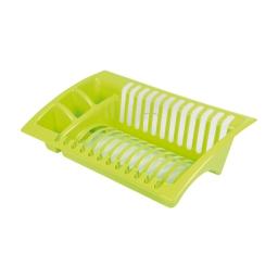 egouttoir vaisselle 43*27*h11cm - vert