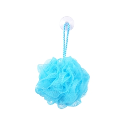 fleur de douche avec ventouse vitamine bleu ocean