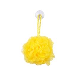 fleur de douche avec ventouse vitamine jaune