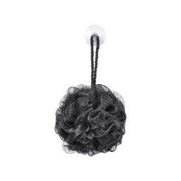 fleur de douche avec ventouse vitamine noir