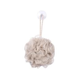 fleur de douche avec ventouse vitamine taupe