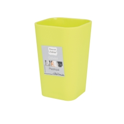Gobelet (0) 7.3 x 10.6 cm plastique vitamine  effet soft touch Anis