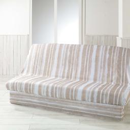 Housse de clic clac 195 x 70 x 65 cm polyester imprime origine Lin