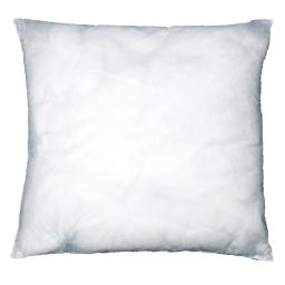 Interieur de coussin 60 x 60 cm uni Blanc