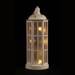 ip20/24v-lanterne 20 led-avec transfo-h35cm