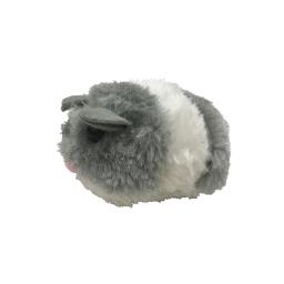 jouet mécanique pour chat en polyester l5*h6cm 1 coloris zébré gris&blanc