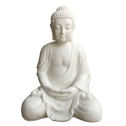 lampe bouddha assis 28.6*22.8*h40.5cm