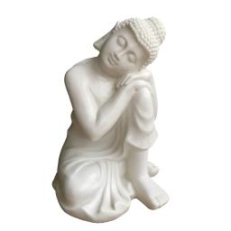 lampe bouddha penseur 27*25*h35cm