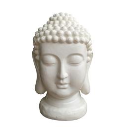 lampe tete bouddha 24.3*23*h39cm