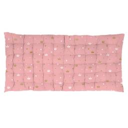 matelas de sol 60 x 120 cm coton imprime or danseuse etoile