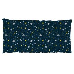 matelas de sol 60 x 120 cm coton imprime petit astronaute