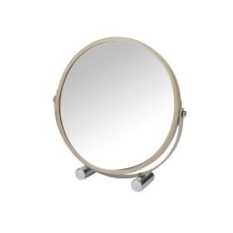 Miroir grossisant   ø17cm douceur d'interieur theme vitamine Taupe