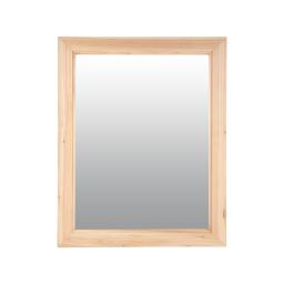 Miroir rectangulaire 40*1,5*h50cm Naturel