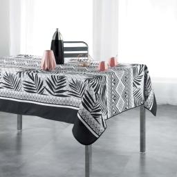 nappe rectangle 150 x 200 cm polyester imprime yantra