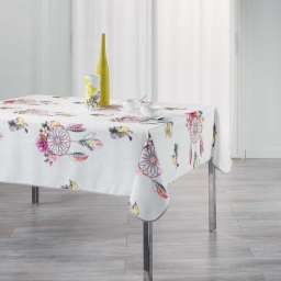 nappe rectangle 150 x 240 cm polyester imprime bohemia