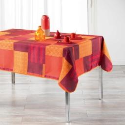 nappe rectangle 150 x 240 cm polyester imprime catalonia