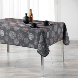 nappe rectangle 150 x 240 cm polyester imprime divina