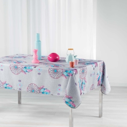 nappe rectangle 150 x 240 cm polyester imprime songes