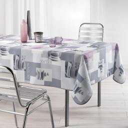 nappe rectangle 150 x 240 cm polyester photoprint detente