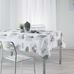 nappe rectangle 150 x 240 cm polyester photoprint eldorado