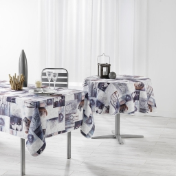 nappe rectangle 150 x 240 cm polyester photoprint nordis