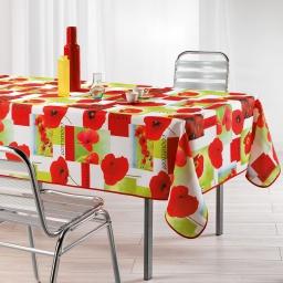 nappe rectangle 150 x 240 cm polyester photoprint paula