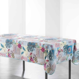 nappe rectangle 150 x 240 cm polyester photoprint tropik
