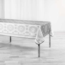 nappe rectangle 150 x 300 cm polyester imprime madelyne