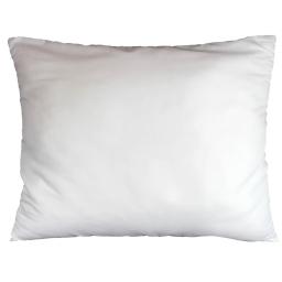 oreiller 50 x 70 cm polyester uni confort
