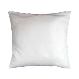 oreiller 60 x 60 cm polyester uni confort
