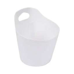 paniere ronde plastique ø14.5cm vitamine blanc
