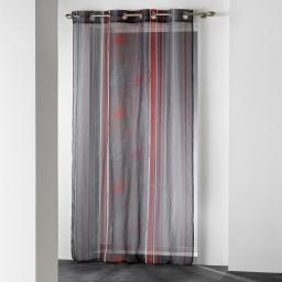 panneau a oeillets 140 x 240 cm voile imprime transfert solana